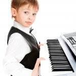 Постер, плакат: Prodigy pianist