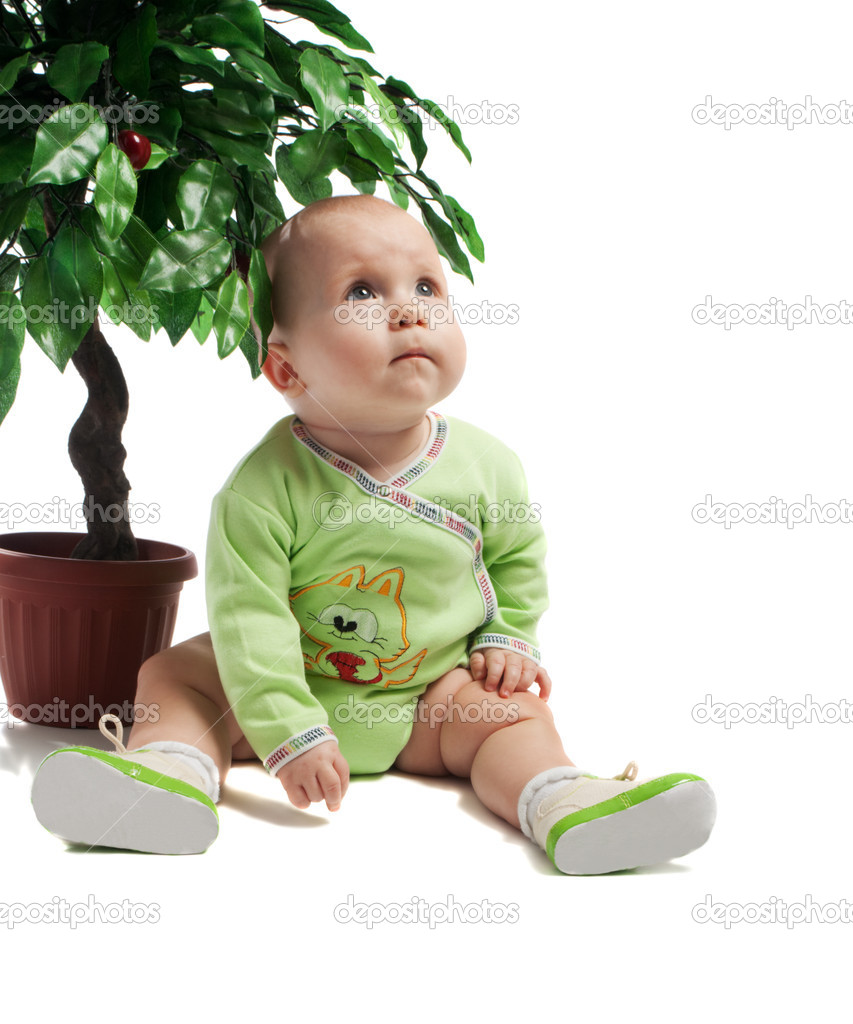 how to teach baby to stand from sitting