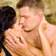 Passionate couple — Stock Photo