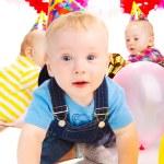 Birthday party — Stock Photo #5760821