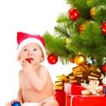 Santa baby — Stock Photo #5760956
