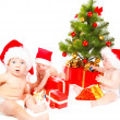 Christmas babies — Stock Photo #5761005
