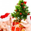 Christmas kids — Stock Photo #5761114