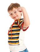 Preschool kid — Stock Photo