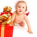 Santa baby — Stock Photo #5770128