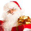 Santa Claus — Stock Photo #5770438