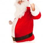 Strong Santa — Stock Photo #5770449