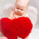 Baby angel — Stock Photo #5771260