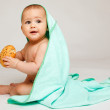 Lovely baby — Stock Photo