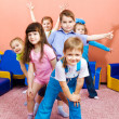 Kids - Stock Photo