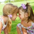Cute sisters — Stock Photo #5775013