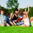 Kids group — Stock Photo #5775143