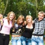 College friends — Stock Photo #5775244