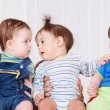 Three babies — Stock Photo #5775685