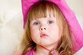 Retrato de una muchacha — Foto de Stock