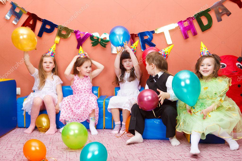 Простые детские конкурсы на день рождение