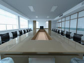 Business interior — Stock Photo