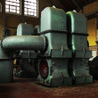 Stock Photo: Industrial machines