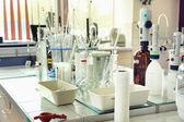 Chemistry lab — Stock Photo
