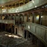 Old theatre — Stock Photo