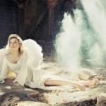 angel de belleza — Foto de Stock