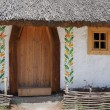 Stock Photo: House of ukrainipeasant