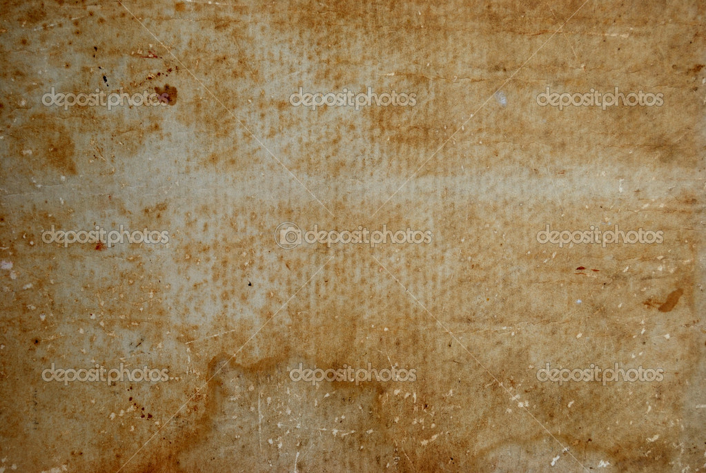 Grungy background brown paper uneven — Stock Photo #6126926