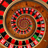 Spiral Roulette — Stock Photo
