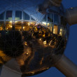 Atomium of Bressels. — Stock Photo