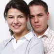 Nice couple — Stock Photo #6252843