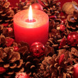 Advent wreath — Stock Photo #6746108