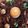 Advent wreath — Stock Photo #6746170