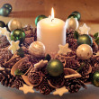 Advent wreath — Stock Photo #6746294