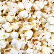 Popcorn close-up — Stock Photo