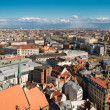 Cityscape of old Riga - Stock Photo