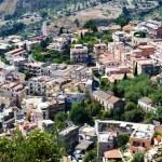 City of Taormina, Sicily — Stock Photo