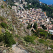 Taormina Sicily, Italy — Stock Photo