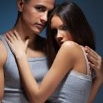 Intimacy of the couple — Stock Photo #5558753