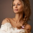 Classical beauty portrait — Stock Photo #5559055