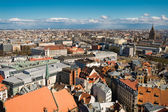 Cityscape of old Riga — Stock Photo