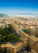 Vatican museums view — Stock Photo