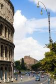 斗兽场,罗马,意大利 — 图库照片