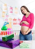 Baby shower — Stock Photo