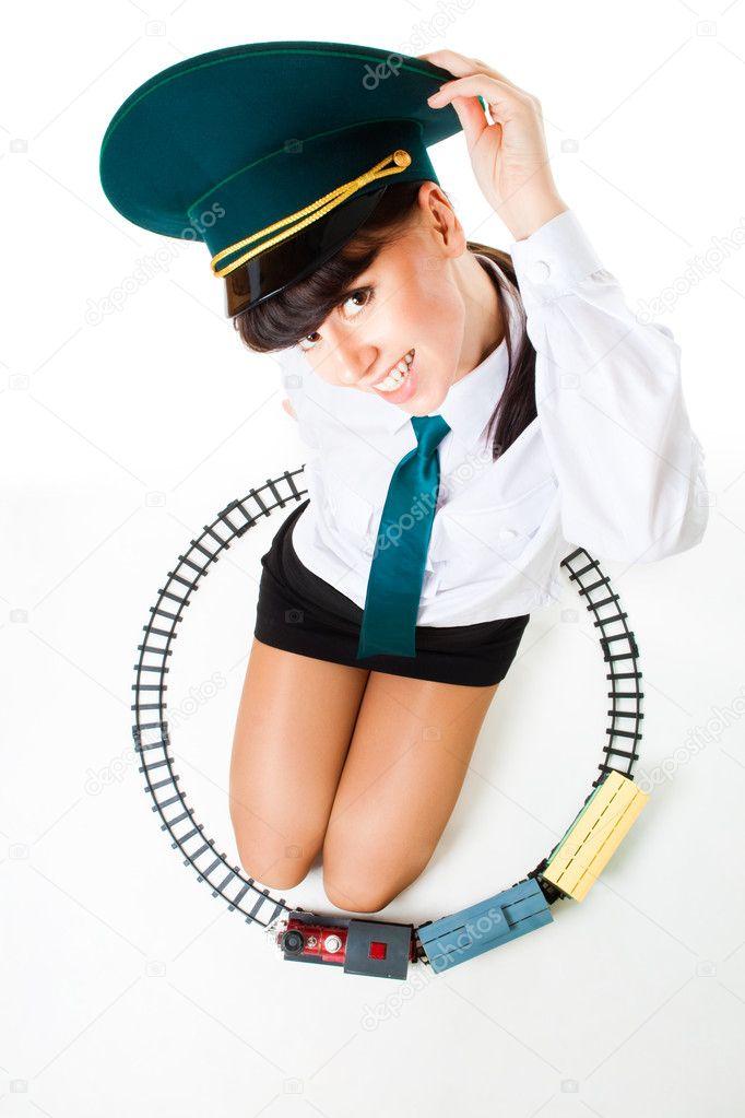 Реально снятая девочка 10 фотография