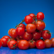 Tasteful cherry tomato — Stock Photo #5858267