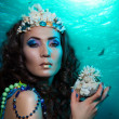 Stock Photo: Beauty of underwater