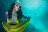 Under the sea — Stock Photo