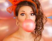 Bubblegum — Stock Photo