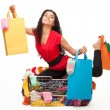 Happy shopping — Stock Photo #6288064