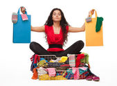Shopping relive — Stock Photo